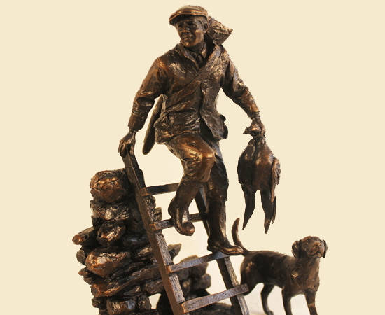 Michael Simpson, Homeward, Bronze