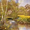 Terry Evans, British landscape artist at York Fine Arts
