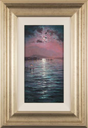 Andrew Grant Kurtis, Moonlight Sparkle, Original oil painting on canvas