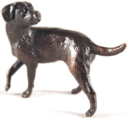Michael Simpson, Bronze, Border Terrier
