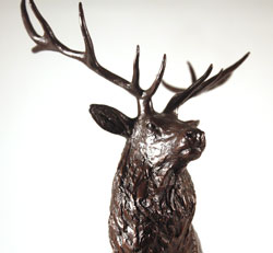 Michael Simpson, Bronze, Moorland Large image. Click to enlarge