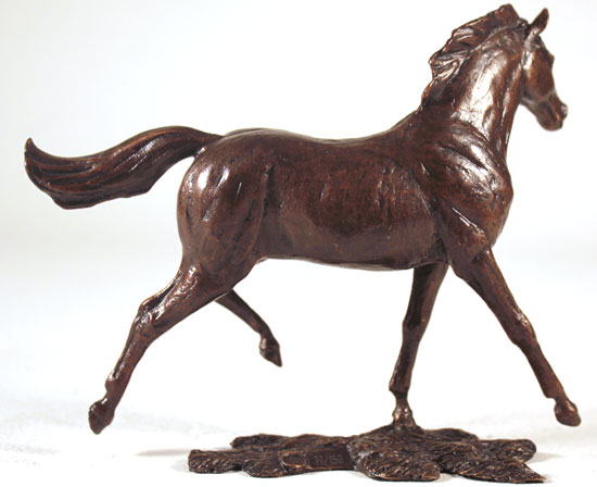 Michael Simpson, Bronze, Grace Signature image. Click to enlarge