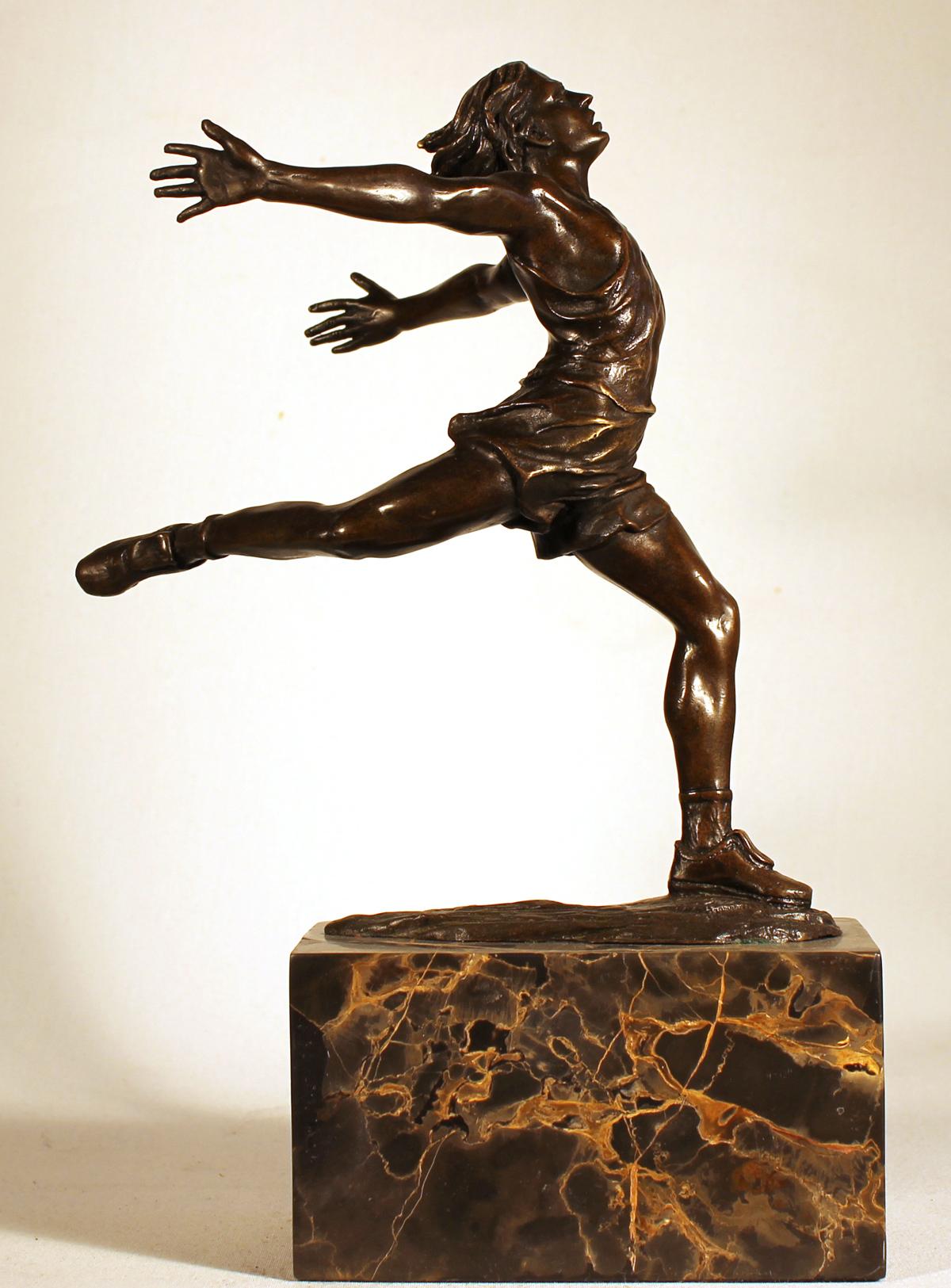 Bronze Statue, Bronze, Dancer. Click to enlarge