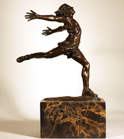 Bronze Statue, Bronze, Dancer