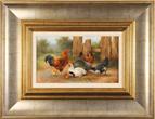 Carl Whitfield, British Wildlife Artist at York Fine Arts