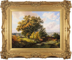 Landscapes and Country Scenes Fine Art