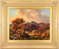 Daniel Van Der Putten, British Landscape Artist at York Fine Arts