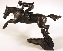 David Geenty, Bronze, The Water Jump