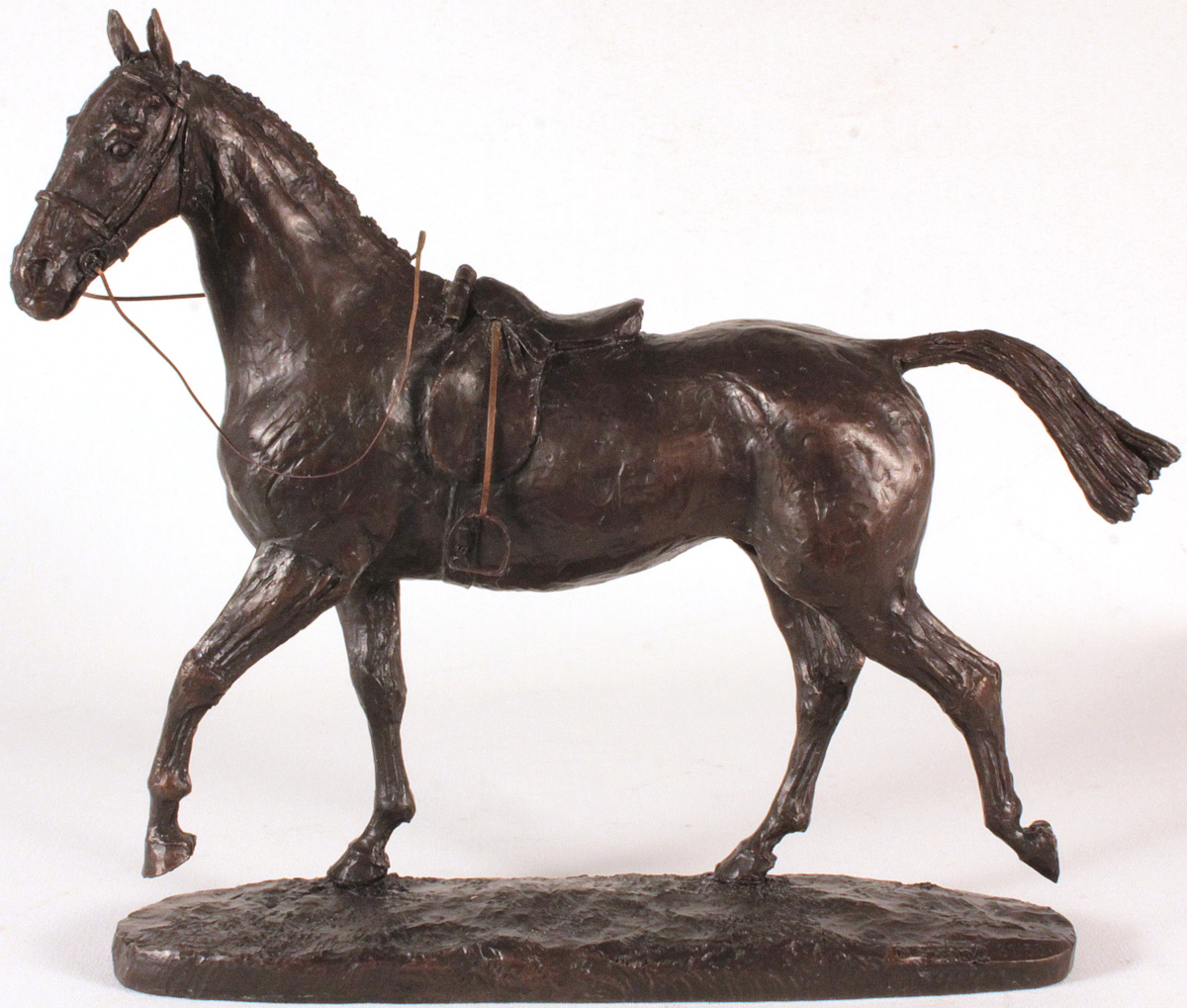 David Geenty, Bronze, Hunter. Click to enlarge