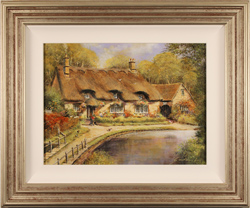 Gordon Lees, Thornton le Dale, North Yorkshire, Original oil painting on panel