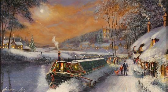 Avon Co Arts Painting