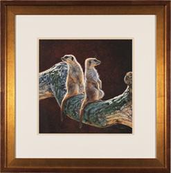 Jacqueline Gaylard, SOFA, Wildlife Artist at York Fine Arts