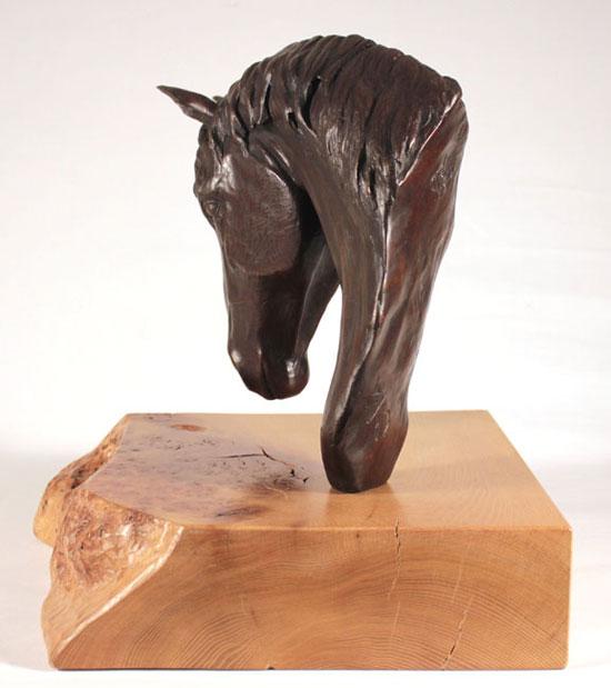 Joseph Hayton, Bronze, Grace Without frame image. Click to enlarge