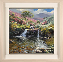 Julian Mason, Original oil painting on canvas, Fairbrook Large image. Click to enlarge