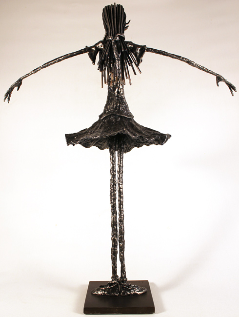 Leon Leigh, Steel Sculpture, Untitled Without frame image. Click to enlarge