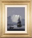 Les Spence, British Marine Artist at York Fine Arts