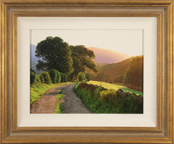 Michael James Smith, Original oil painting on canvas, Keswick Large image. Click to enlarge