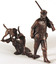 Michael Simpson, Bronze, In the Field