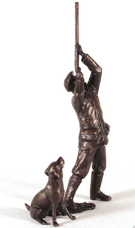 Michael Simpson, Bronze, Last Drive Signature image. Click to enlarge