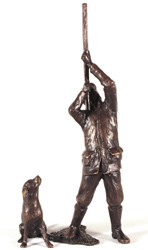 Michael Simpson, Bronze, Last Drive Large image. Click to enlarge