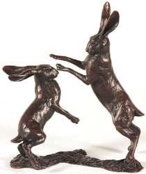 Michael Simpson, Bronze, Small Hares Boxing