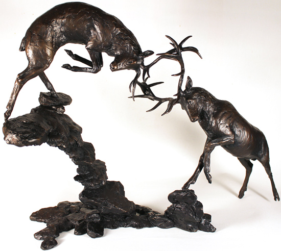 Michael Simpson, Bronze, The Challenge