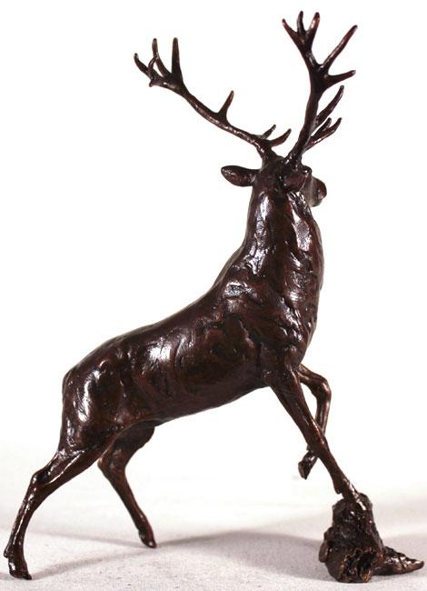 Michael Simpson, Bronze, Highland Stag