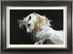 Natalie Stutely, British Equestrian Artist at York Fine Arts