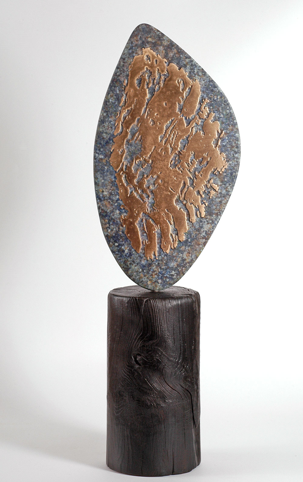 Philip Hearsey, Bronze, After the Rain. Click to enlarge