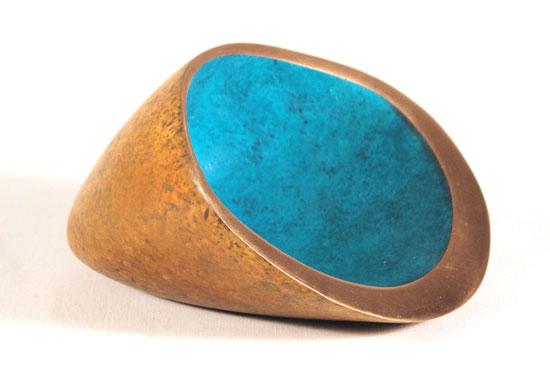Philip Hearsey, Bronze, Cornish Switchback II