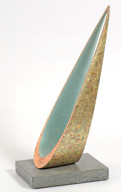 Philip Hearsey, Bronze, Drift Signature image. Click to enlarge
