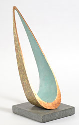 Philip Hearsey, Bronze, Drift Large image. Click to enlarge