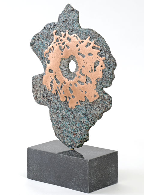 Philip Hearsey, Bronze, Visit Without frame image. Click to enlarge