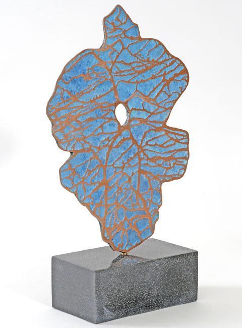 Philip Hearsey, Bronze, Visit Signature image. Click to enlarge