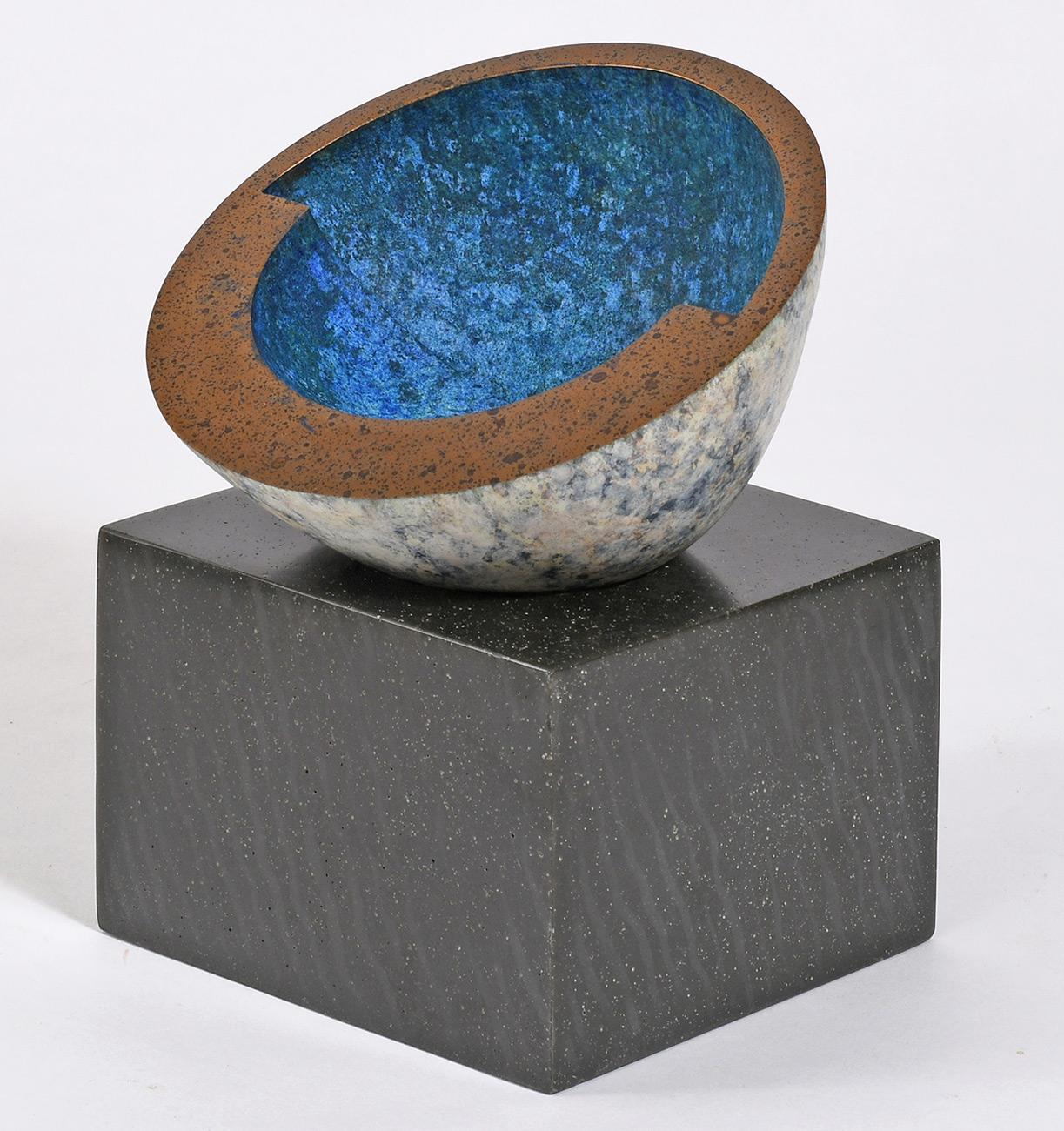Philip Hearsey, Bronze, Hide and Seek, click to enlarge