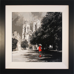 Richard Telford, British Artist at York Fine Arts