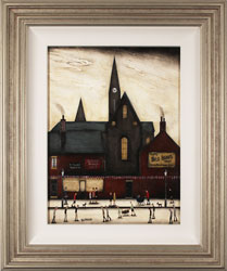 Sean Durkin, British Contemporary Artist at York Fine Arts