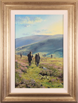 Stephen Hawkins, British contemporary artist at York Fine Arts