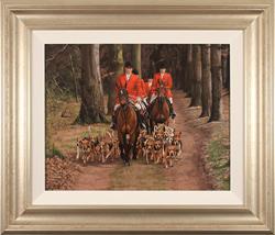 Stephen Park, British Wildlife Artist at York Fine Arts