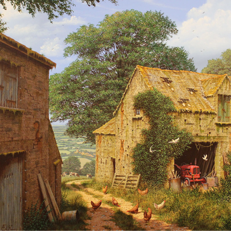 Edward Hersey and Gordon Lees 2018