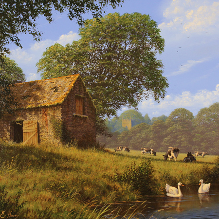 Edward Hersey & Gordon Lees Exhibition 2017