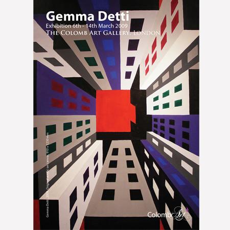 Gemma Detti Exhibition 2009