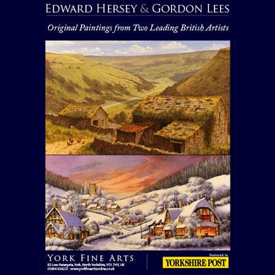 Edward Hersey & Gordon Lees 2012