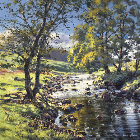 Into Plein Air: Julian Mason and Michael John Ashcroft