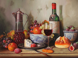 The Secrets of Still Lifes