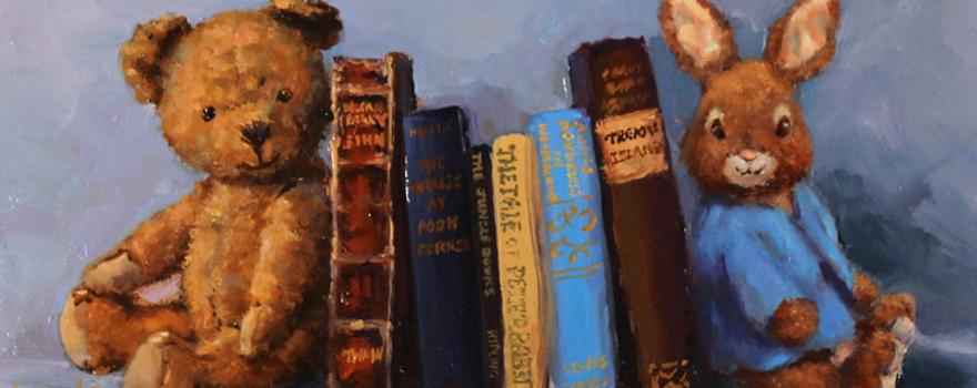 Five Fine Art Favourites: July