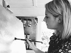 Meet the Artist Event: Clare Haley