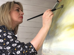 Meet the Artist Event: Clare Haley