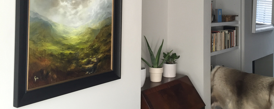 Fine Art for Small Spaces