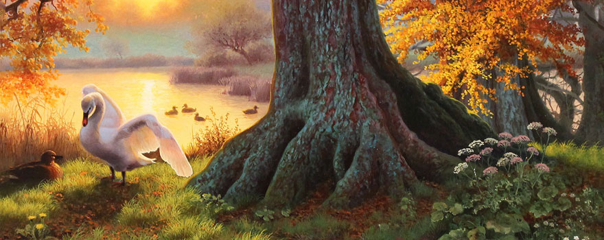 Five Fine Art Favourites: November